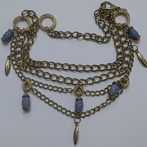 Gorgeous Vintage Chain Belt